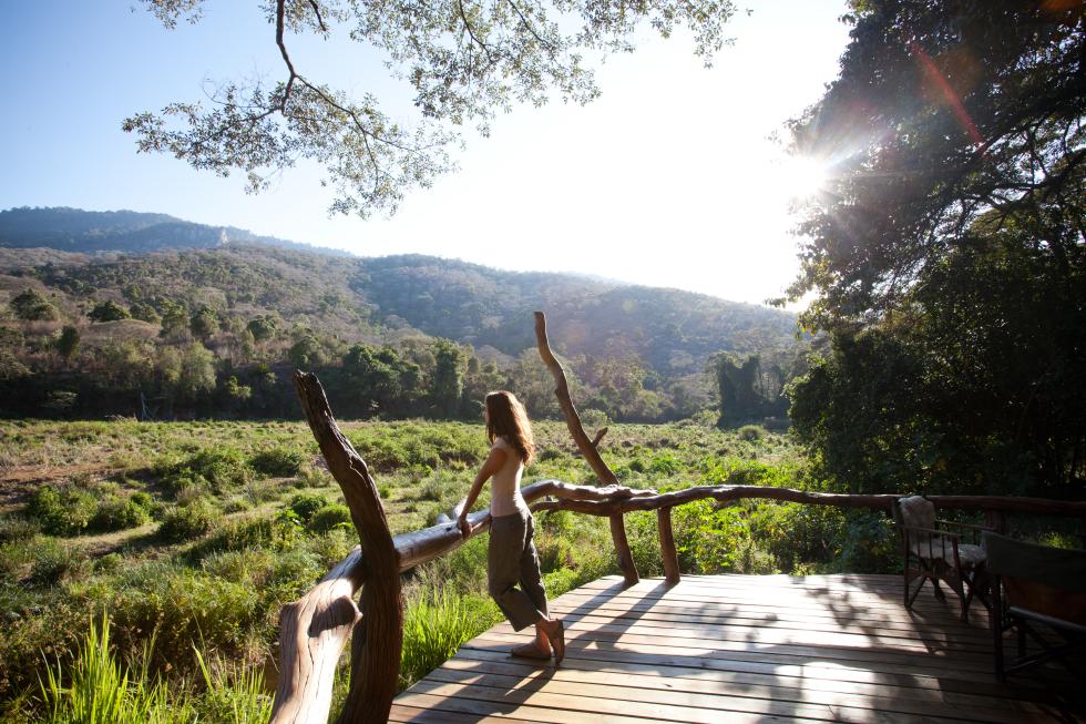 Yoga Retreat at Kitich