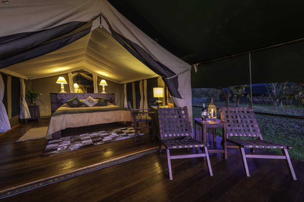 Little Governors' Camp: An All Time Favourite with Guests and Elephants Alike