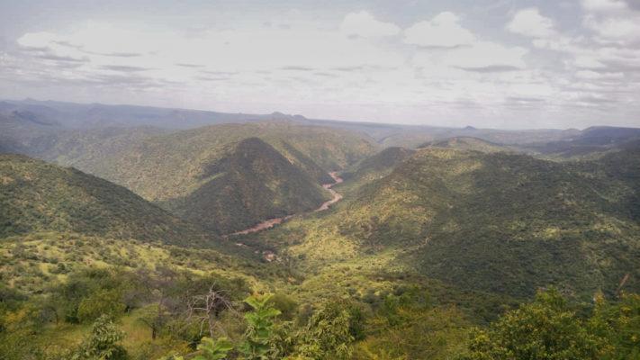 Matthews Mountains Kenya