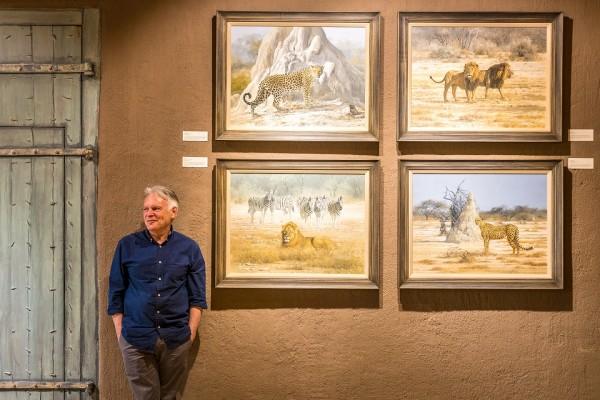 Onguma Art Gallery & Peter Grey