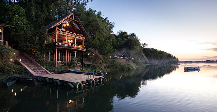Tongabezi Lodge