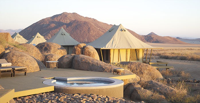 Boulders Safari Camp